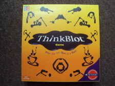 FAMILY / PARTY BOARD GAME THINKBLOT COMPLETE VGC FREE UKPOST