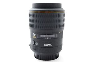 [AS IS] Sigma AF 105mm f/2.8 EX Macro Lens for Canon EOS from Japan