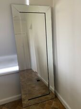 Large full length floor Modern Mirror. Great condition - 160cm X 60cm