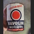 Havoline+vintage+motor+oil+can