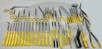Rhinoplasty Instruments Set of 50 PCS Nose Surgery Reusable Instruments