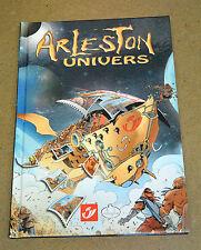 ARLESTON UNIVERS - ALBUM CBBD + TIMBRES - TL 1600 EX - NUM (CN)