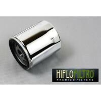 HIFLOFILTRO HI FLO - OIL FILTER HF170C-CHROME HF170C