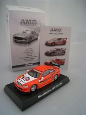 """Mercedes-Benz AMG CLK DTM """"AUTOBACS""""  Kyosho Japan  Maßstab 1:64  OVP"""