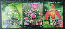 Il Giardinaggio step by step vol. 5-6-8