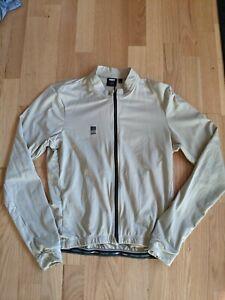 Ornot Cycling Thermal Jersey Merino Power Wool - Mens Large - Tan