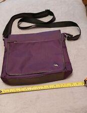 Carpisa Purple Polyester Satchel Zipped & Adjustable Strap