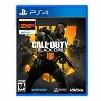 Call of Duty: Black Ops 4 (Sony PlayStation 4 PS4) Brand New Sealed