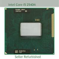 Intel Core i5 2540M SR044 Notebook CPU Processor 2.6 GHz PPGA 998  Tested ARDE