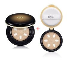 IOPE Air Cushion EssenceCover SPF50+/PA+++ C23 Beige Main 15g 1pc + refill 1pc