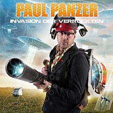 PAUL PANZER - INVASION DER VERRÜCKTEN  CD NEU