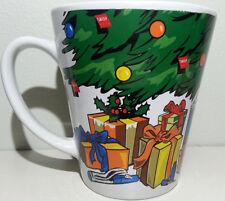 Sally Beauty Coffee Mug Cup Christmas Holiday Present Season White