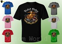 USMC Marine Corps Shirts The Few The Proud Last Stand New Design -  Licensed Tee