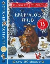 The Gruffalo's Child Sticker Book by Julia Donaldson, Axel Scheffler (illustr...