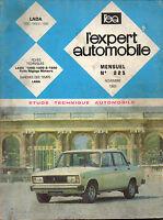 RTA revue technique l'expert automobile n ° 225 LADA 1200 1300 1500