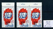Briefmarkensammlung DDR 1976 **  -  1,00 €