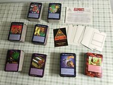 Illuminati New World Order Lot of 833+ Cards with Rares - INWO Unlimited