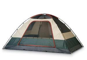 Winnebago 6 person tent (model 7401, 7402, 7405)