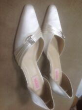 Pink By Designer Paradox 👰 UK Size 5 (38) Wedding Shoes Oyster New Without Box