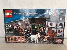 Lego PIRATES OF THE CARIBBEAN- The London Escape 4193 NEW UNOPENED AGES 7-14