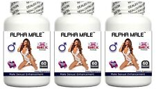 3x Male Penis Enhancement Pills Sex Aid Mens Sperm Stamina Volume Aphrodisiac