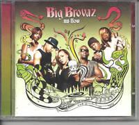 BIG BROVAZ - Nu-Flow [ECD] VIDEO + BONUS (CD 2004) VGC