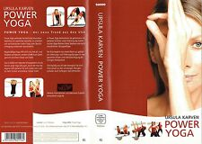 (VHS) Ursula Karven - Power Yoga - Lehrprogramm - Yoga