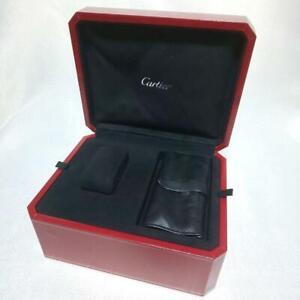CARTIER ROADSTER Watch Box Case COWA0001 #511