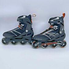 Rollerblade SG5 Adult Mens Fitness Inline Skates, Size 10 Black *New* - No Box