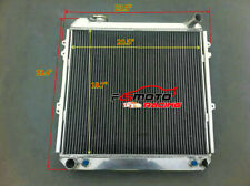 Alu Radiator For Toyota 4 Runner VZN130R RN80 Hilux Surf 3VZ-FE 3.0L V6 88-95 AT