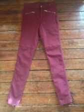 Red Regular Jeans Topshop for Women