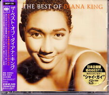 DIANA KING-THE BEST OF DIANA KING-JAPAN CD F30