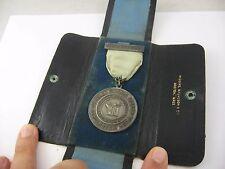 1935 Braintree Highlands School Massachusetts Charles Edward French Medal Award