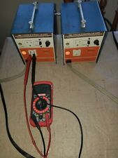 Lot Of 2 I2R Therm-O-Watch L6-1000 Power Supply Controller