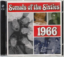 SOUNDS OF THE SIXTIES 1966 - Time Life 2 CD SET