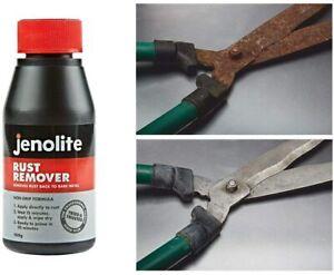 JENOLITE Thick Liquid Rust Remover - 150g