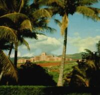 Vintage Tripler Army Hospital Oahu Island Honolulu Hawaii HI Postcard