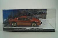 Modellauto 1:43 James Bond 007 Lotus Esprit Turbo *in tödlicher Mission Nr. 8