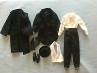 "Ken Doll *""Gone with the Wind Rhett Butler"" Outfit Set - Vintage 1990s"