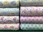 David Textiles ~ Flannel Baby Prints ~ Sold per half yard