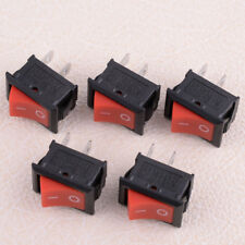 5Pcs Flameout Part Stop Kill ON-OFF Switch for 25cc 26cc Chainsaw Catcher