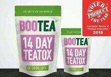100% Original New Bootea 14 Day Teatox Daytime Detox & Bedtime tea Burn Fat
