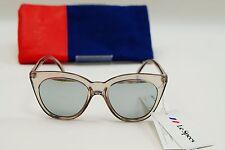 Le Specs Sonnenbrille Halfmoon Magic Grey Grau Sunglasses Damen 1502114