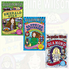 Jacqueline Wilson Collection Hetty Feather 3 Books Set (Diamond) Paperback New