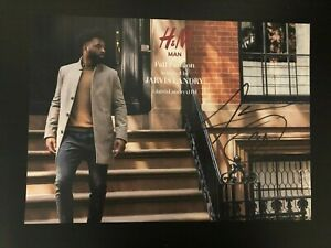 Jarvis Landry SIGNED Cleveland Browns H&M Photo Limited Edition 10x14 autograph