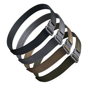 "**NEW** Blue Alpha 1.5"" Hybrid COBRA® EDC Belt - Black, Gray, Brown, OD Green"