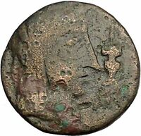 DIONYSOPOLIS in MOESIA INFERIOR 1-2CenAD Demeter Ancient Greek Coin Rare i52568