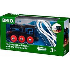Brio 33599 rechargeable moteur avec câble mini usb pour bois train set