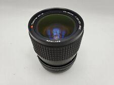 Tokina AT-X 28-85mm F3.5-4.5 Zoom Lens for P/K Pentax K Mount SLR Cameras