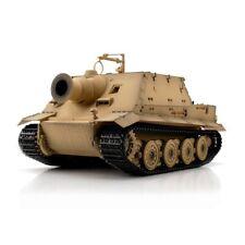 1:16 Torro German Sturmtiger RC Tank Airsoft 2.4GHz Hobby Edition Desert Sand